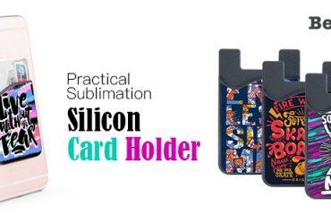 ВИДЕО: Какао да сублимирате силиконски држач за картички за мобилен