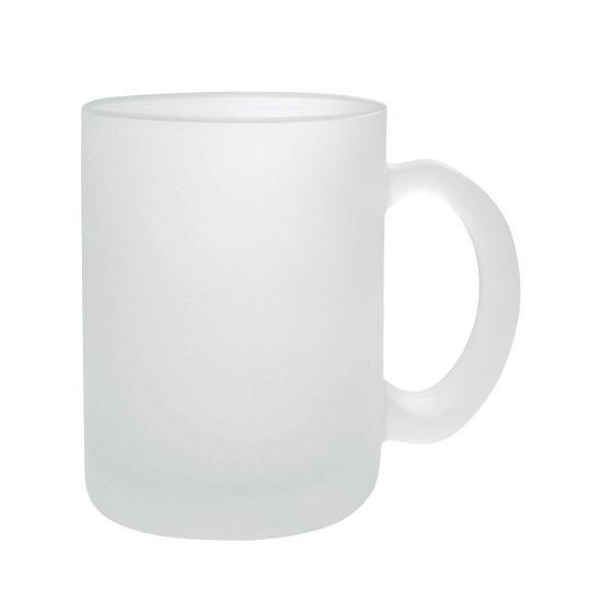 (B1G-01) Чаша стаклена, смрзната
