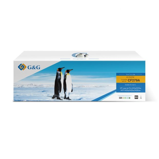 Toner Cartridge HP CF279A